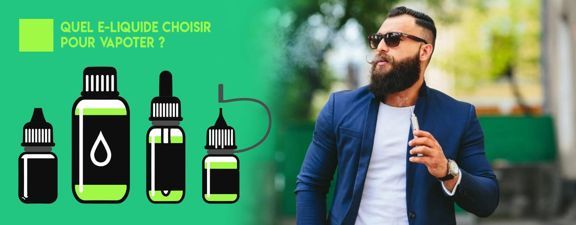 Cigarette électronique : un produit pour la santé ?